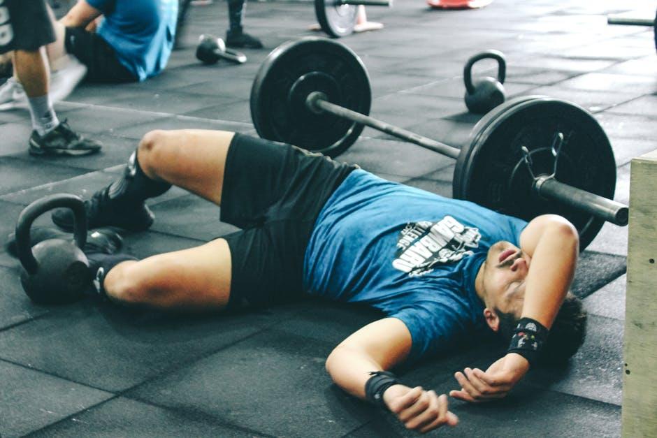 Gym problems image